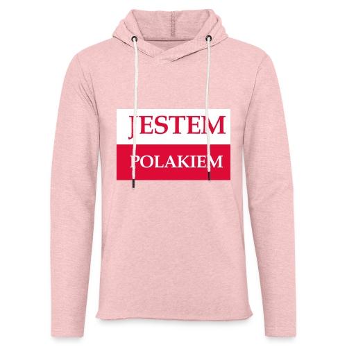 Jestem Polakiem - Lekka bluza z kapturem