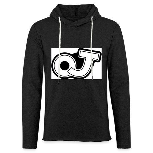 OJ_logo - Lichte hoodie unisex