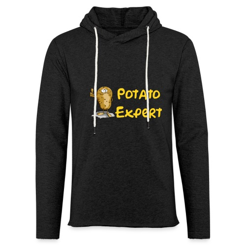 SMT potato expert - Felpa con cappuccio leggera unisex