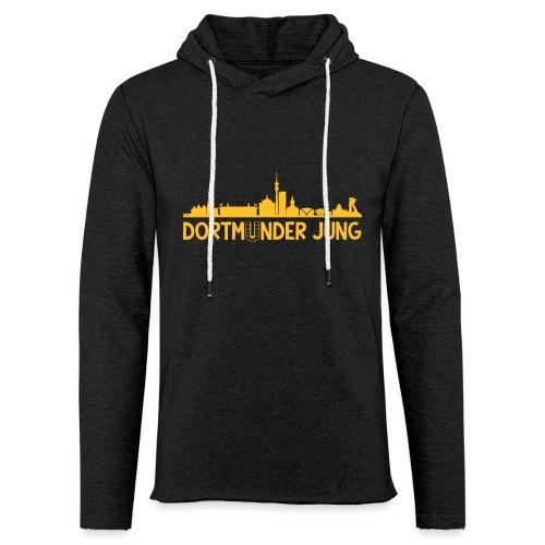 Dortmunder Jung Skyline - Leichtes Kapuzensweatshirt Unisex