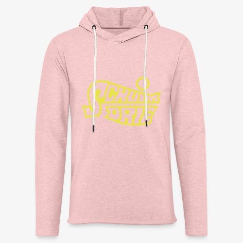 logo schuimdrie - Lichte hoodie unisex