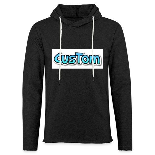 CusTom NORMAL - Lichte hoodie unisex