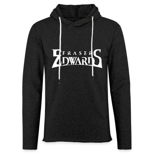 Fraser Edwards Men's Slim Fit T shirt - Light Unisex Sweatshirt Hoodie