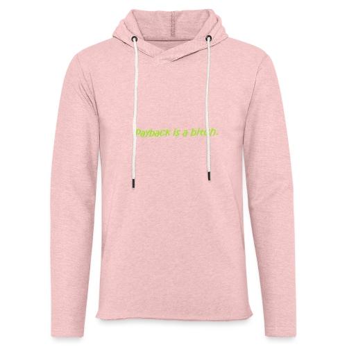 Saying in English - Light Unisex Sweatshirt Hoodie