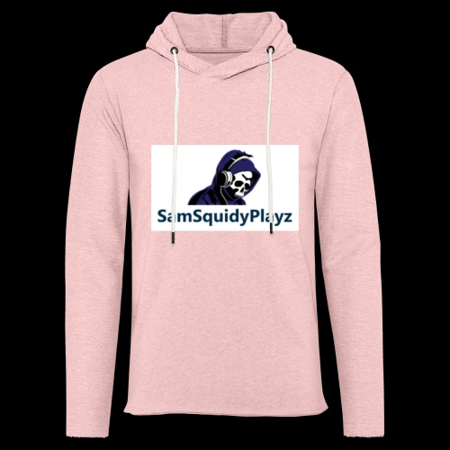 SamSquidyplayz skeleton - Light Unisex Sweatshirt Hoodie