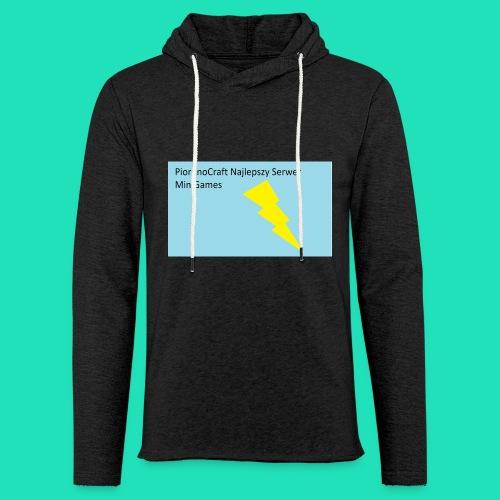 Piorunowe Na Telefon 5s - Lekka bluza z kapturem