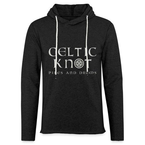 Celtic knot - Felpa con cappuccio leggera unisex