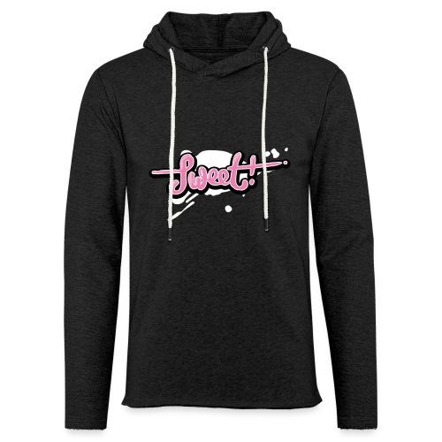 sweet - Lichte hoodie unisex