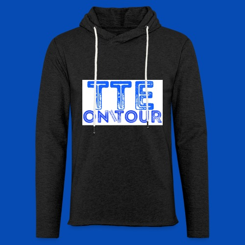 TTE ON TOUR - Leichtes Kapuzensweatshirt Unisex