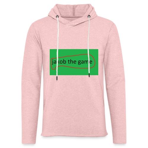 jakobthegame - Let sweatshirt med hætte, unisex
