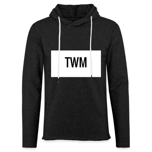 TWM Hoodie - Light Unisex Sweatshirt Hoodie