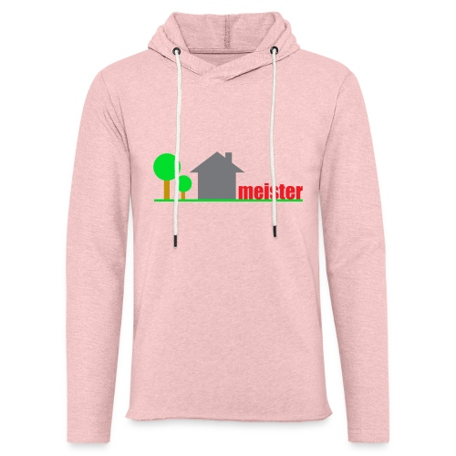 Hausmeister - Leichtes Kapuzensweatshirt Unisex