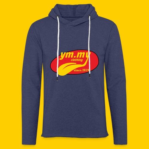 YM.MY clothing LOGO - Light Unisex Sweatshirt Hoodie