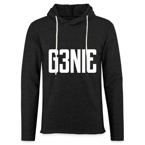 G3NIE snapback - Lichte hoodie unisex