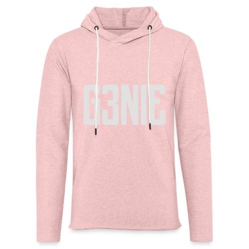 G3NIE bear - Lichte hoodie unisex