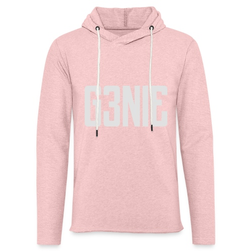 G3NIE case - Lichte hoodie unisex