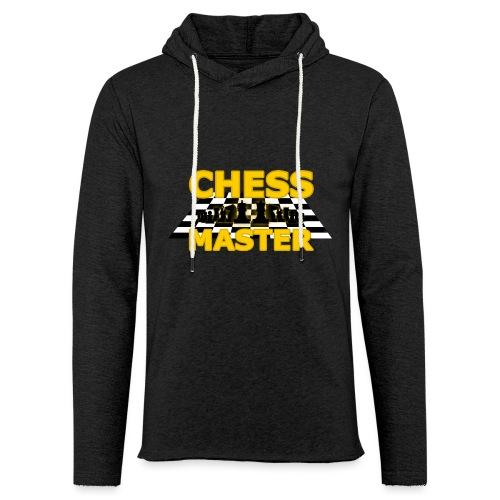 Chess Master - Black Version - By SBDesigns - Light Unisex Sweatshirt Hoodie