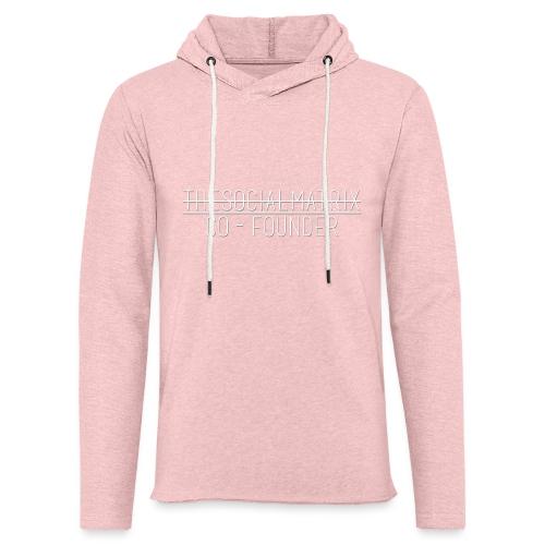 JAANENJUSTEN - Lichte hoodie unisex