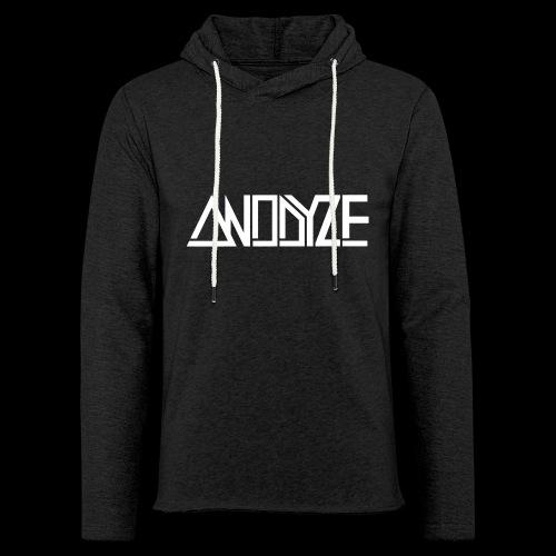 ANODYZE Standard - Leichtes Kapuzensweatshirt Unisex