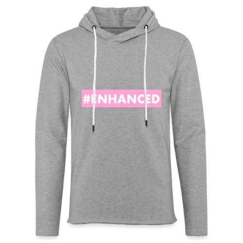 ENHANCED BOX - Light Unisex Sweatshirt Hoodie