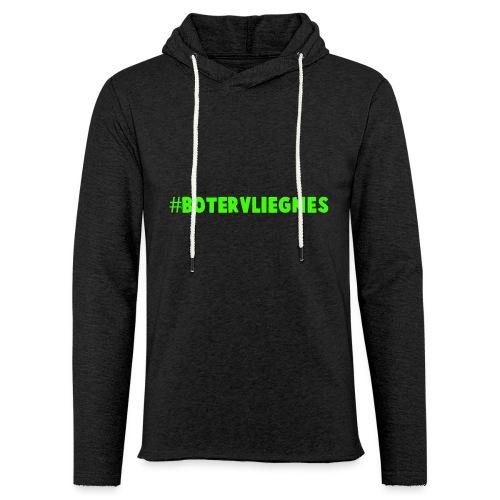Botervliegmes T-shirt (kids) - Lichte hoodie unisex