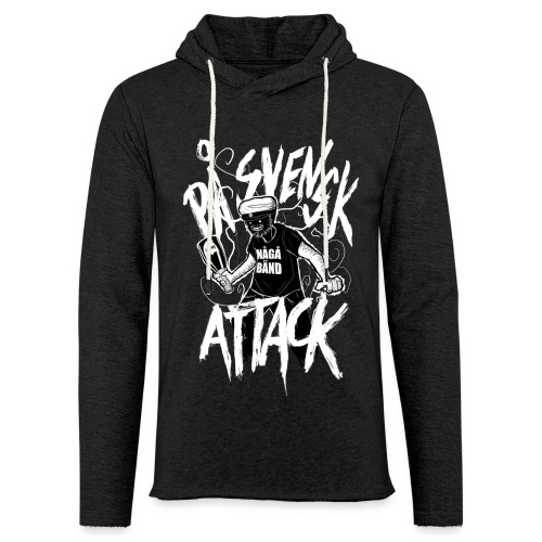 På Svenska Tack - Light Unisex Sweatshirt Hoodie