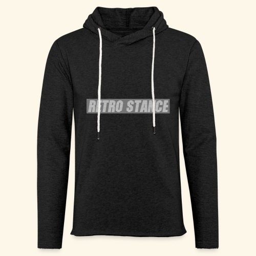 Retro Stance - Light Unisex Sweatshirt Hoodie