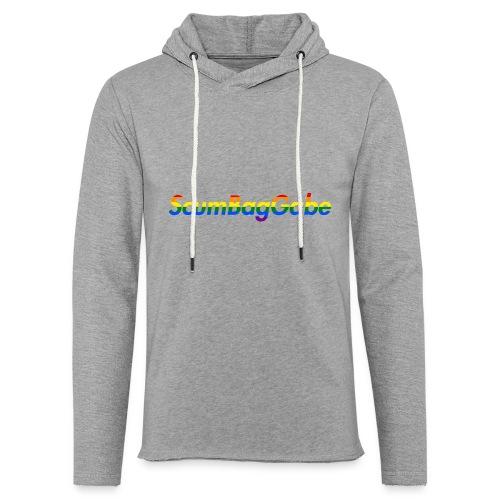 ScumBagGabe Multi Logo XL - Light Unisex Sweatshirt Hoodie