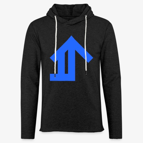 Blue Classic Design - Light Unisex Sweatshirt Hoodie