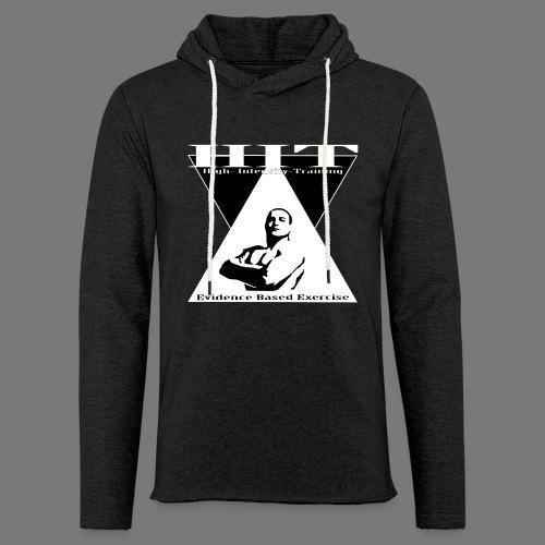 HIT Evidence Based Exercise Dark - Lichte hoodie unisex