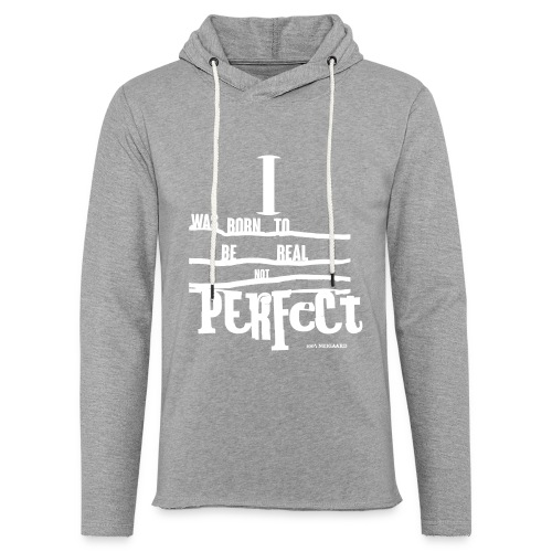 Perfect - Let sweatshirt med hætte, unisex