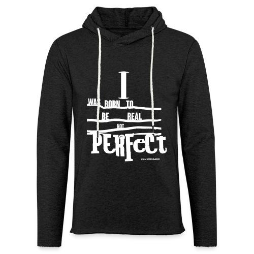 Perfect - Let sweatshirt med hætte, unisex