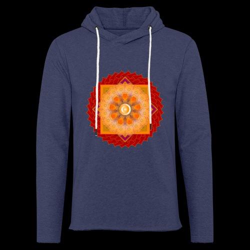 mandala 6 - Light Unisex Sweatshirt Hoodie