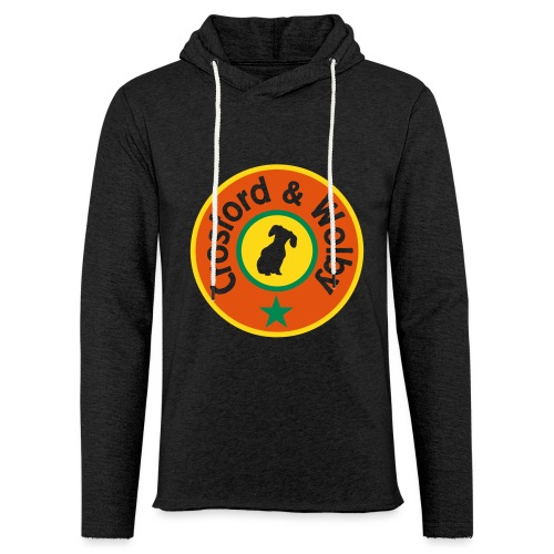 Crosford & Wolby - Light Unisex Sweatshirt Hoodie