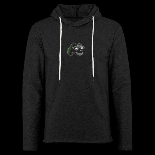 Pepe1 png - Sweat-shirt à capuche léger unisexe
