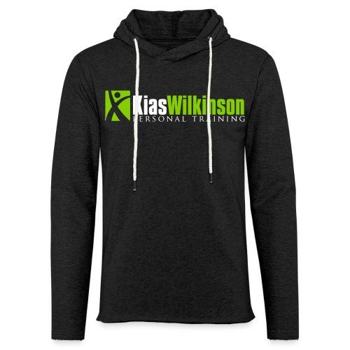 kwpt logo - Light Unisex Sweatshirt Hoodie