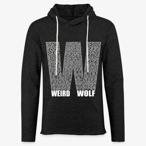 The Big W (White) - Light Unisex Sweatshirt Hoodie