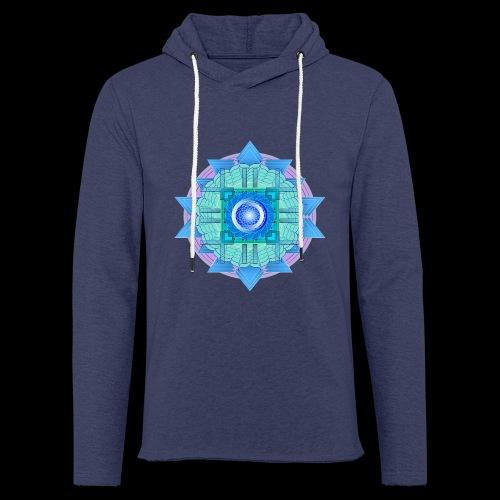 mandala 3 - Light Unisex Sweatshirt Hoodie