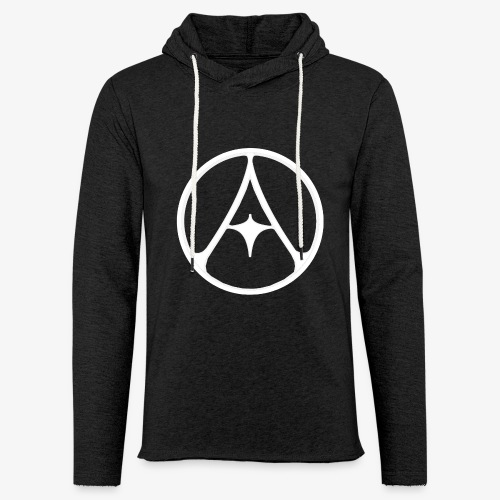 Auldale Sweater White Logo - Light Unisex Sweatshirt Hoodie