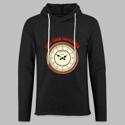 The Time Machine - Light Unisex Sweatshirt Hoodie