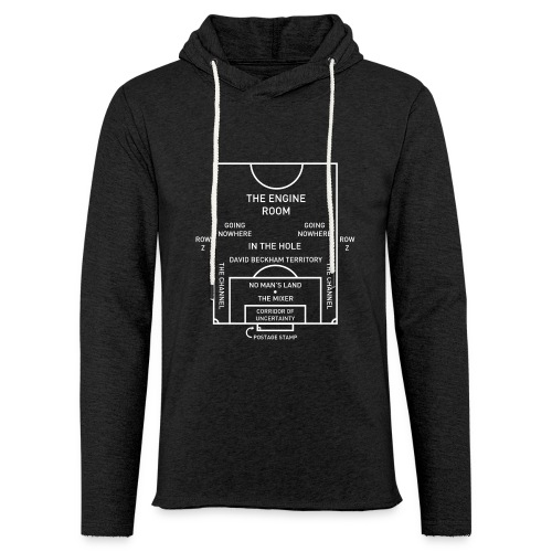 Football Pitch.png - Light Unisex Sweatshirt Hoodie