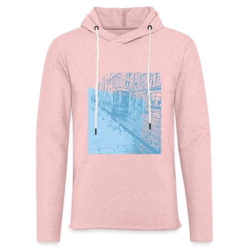 Helsinki Tram Typo - Light Unisex Sweatshirt Hoodie