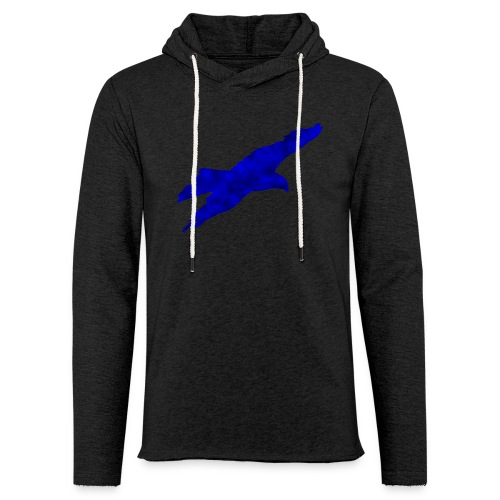 Adler - Leichtes Kapuzensweatshirt Unisex