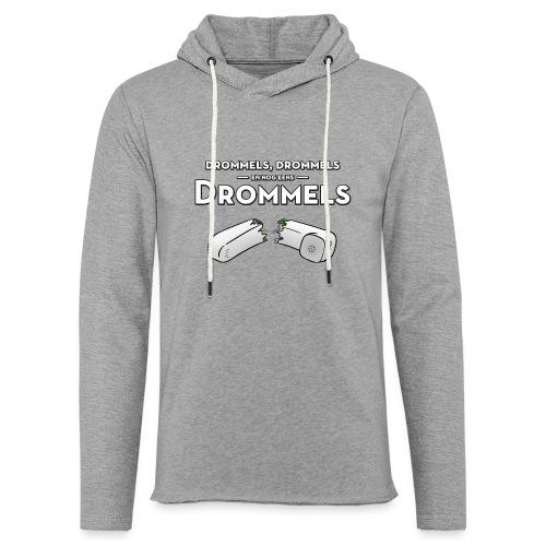 Drommels - Lichte hoodie unisex