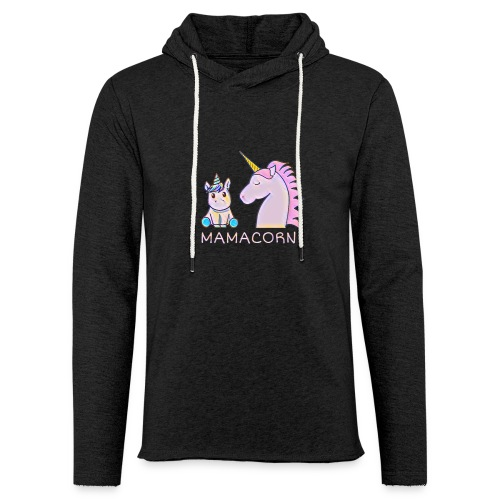 Mamacorn - Light Unisex Sweatshirt Hoodie