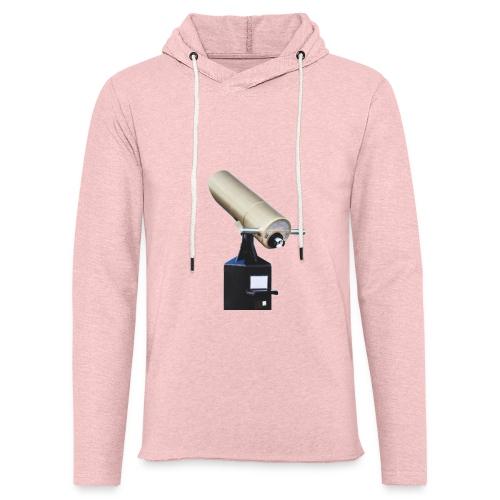 fernglas fernrohr fokus teleskop hinkucker - Leichtes Kapuzensweatshirt Unisex