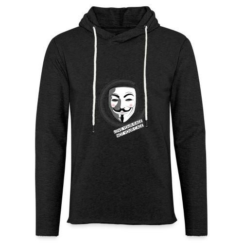 Anonymous Love Your Rage - Light Unisex Sweatshirt Hoodie