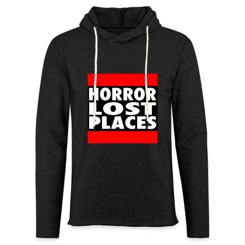 Horror Lost Places - Leichtes Kapuzensweatshirt Unisex