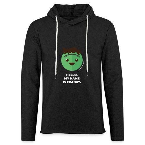 Frankenstein - Halloween Flirt Monster - Leichtes Kapuzensweatshirt Unisex