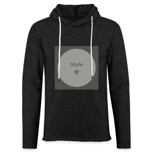 Style - Leichtes Kapuzensweatshirt Unisex